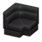 Box Corner Sofa (Black) NH Icon.png