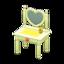 Cute Vanity (Yellow)