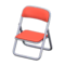 Folding Chair (Red) NH Icon.png