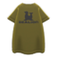 Tee Dress (Olive) NH Icon.png