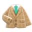 Tweed Jacket (Beige) NH Icon.png