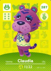 287 Claudia amiibo card NA.png