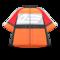 Cycling Shirt (Red & Orange) NH Icon.png