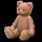 Papa Bear (Cream - None) NH Icon.png