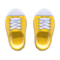 Rubber-Toe Sneakers (Yellow) NH Icon.png