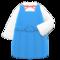 Box-Skirt Uniform (Light Blue) NH Icon.png