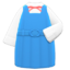 Box-Skirt Uniform (Light Blue) NH Icon.png