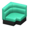 Box Corner Sofa (Turquoise) NH Icon.png