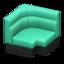 Box Corner Sofa