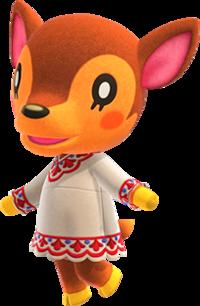 Deer - Nookipedia, the Animal Crossing wiki
