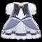 Magical Dress (Black) NH Icon.png