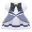 Magical Dress (Black) NH Icon.png