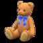 Papa Bear (Caramel Mocha - Blue)