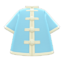 Kung-Fu Tee (Light Blue) NH Icon.png
