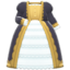 Noble Dress (Black) NH Icon.png
