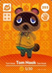 203 Tom Nook amiibo card NA.png