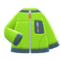 Boa Fleece (Lime) NH Icon.png