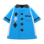 Bowling Shirt (Blue) NH Icon.png