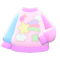 Dreamy Sweater (Pink) NH Icon.png