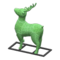 Illuminated Reindeer (Green) NH Icon.png