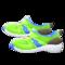 Kiddie Sneakers (Green) NH Icon.png