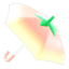 Peach Umbrella