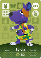 369 Sylvia amiibo card NA.png