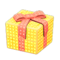Illuminated Present (Yellow with Red Ribbon) NH Icon.png