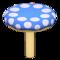Large Mushroom Platform (Blue) NH Icon.png