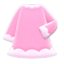 Bunny Dress (Pink) NH Icon.png
