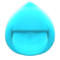 Fairy-Tale Hood (Light Blue) NH Icon.png