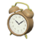 Old-Fashioned Alarm Clock (Gold) NH Icon.png