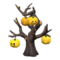Spooky Tree (Yellow) NH Icon.png