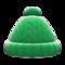 Aran-Knit Cap (Green) NH Icon.png