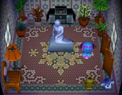 Cleo's house interior