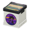 Record Box (White - Sunset) NH Icon.png