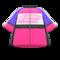 Cycling Shirt (Purple & Pink) NH Icon.png