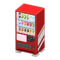 Drink Machine (Red - Cute) NH Icon.png