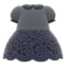 Floral Lace Dress (Black) NH Icon.png