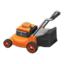 Lawn Mower (Orange)