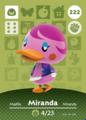 222 Miranda amiibo card NA.png