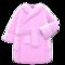 Bathrobe (Pink) NH Icon.png