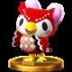 Celeste SSB4 Trophy (Wii U).png