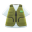 Fishing Vest (Avocado) NH Icon.png