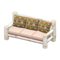 Log Extra-Long Sofa (White Birch - Bears) NH Icon.png