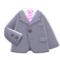 Business Suitcoat (Gray) NH Icon.png