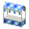 Festivale Stall (Blue) NH Icon.png