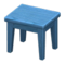 Wooden Mini Table (Blue - None) NH Icon.png
