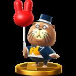 Phineas SSB4 Trophy (Wii U).png