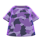 Camo Tee (Purple) NH Icon.png